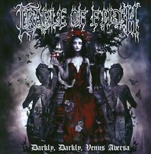 Darkly, Darkly, Venus Aversa by Cradle of Filth CD NEW