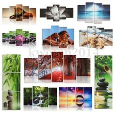 Unframed Modern Canvas Oil Painting Abstract Art Mural Hanging Wall Decor Gift