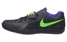 New Mens Nike Zoom SD 4 Shot Put Discus Shoes Black Green Purple 685135-035