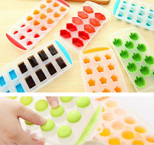 New Tray Silicone Ice Ball Cube Tray Freeze Mould Bar Jelly Chocolate Mold Maker