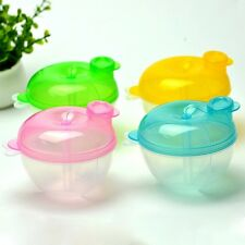 Box Baby Feeding Portable Milk Powder Food Kids Containers Storage Dispenser