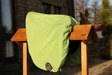 Pure Luxury Double Layered Soft Cotton + Fleece Dressage & GP Saddle Cover
