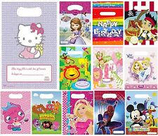 Childrens Boys Girls Party Bags Birthday Fillers Loot Toy Kids Mickey Minnie