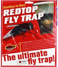 ORIGINAL GUARANTEED Red Top fly trap..if it don't say RED TOP it ain't RED TOP