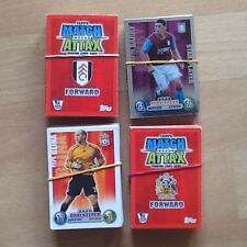Topps Match Attax Extra 2007/08 Premier League Player Cards
