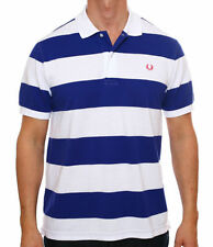 Fred Perry Hoop Stripe Polo Shirt