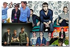 Poster Silk Foster The People Band Group Room Club Art Wall Cloth Print 207