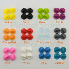 Rubber Pin Backs PVC Lapel Pin Backs Clasps/Clutch for Pin Post Pins/Badges