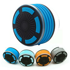 Portable Mini Wireless Bluetooth Speaker Waterproof Subwoofer Speaker Led Light