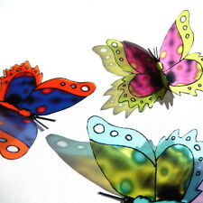 B048 - Butterflies Weddings Crafts, Cake Topper Decorations Cards