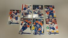 2016-17 Upper Deck Hockey Pick Your Complete Team Set