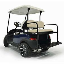 GTW Mach 1 Rear Flip Seat Kit- 2004+ Club Car Precedent Golf Carts-Color Options