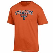 "Syracuse Orange est 1870 ""S"" T shirt NCAA Orange"