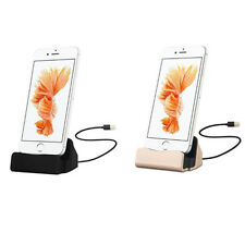 1Pcs Station Desktop Charger New Cradle Charge Stand For iPhone Hot Sync Dock