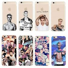 Iphone Case 7 7 Plus Apple Phone Cover Justin Bieber Star Love Yourself New Hot