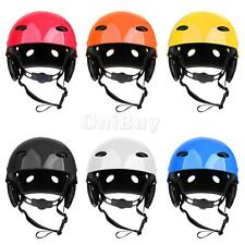 Water Sports Safety Protection Helmet Cap for Kayak Canoe Boat Surf Water Rescue