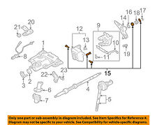 TOYOTA OEM 01-06 Tundra Steering Column-Spring Assembly 458200C020