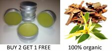 Ylang Ylang Sandalwood Body Balm, Butter & Scrub with Extra Virgin Olive Oil