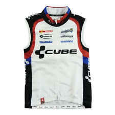 CUBE Teamline Vest 2011 Road Cycling Gilet - Various Sizes