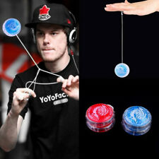 Flashing LED YOYO Party Colorful Toy For Kids Boy Gift  Kids Magic Juggling Toy