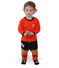 HAL Brisbane Roar FC Infant Footysuit Sizes 000 - 1