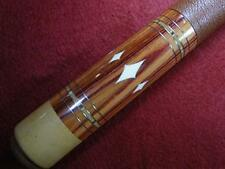 Custom Cue Billiards Stick Original Inlays Made To Order With FREE 2 Shaft Woos