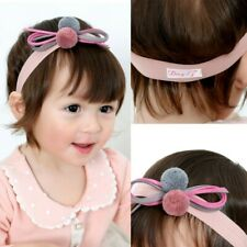 Cute Baby Kids Hair Band Headband Toddler Girl Lace Flower Headwear Accessorie