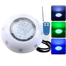 "18W 2835 SMD 252leds RGB LED Underwater Light for Fountain Pond D9.76"" * H2.24"""