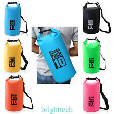 Swimming Rafting Sport Kayaking Sailing Canoe Waterproof Dry Bag Outdoor 2-20L