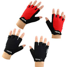 BOODUN Authorized Wear-resisting Palm Sports Fitness Half Finger Gloves Pair