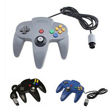 NEW Long Cord Wired Classic Controller Game System for Nintendo 64 N64 Games Hot