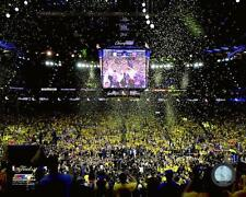 Warriors '17 NBA Champions Oracle Arena Game 5 NBA Basketball 8x10 Photo Picture