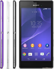 """5.3"""" Sony XPERIA T3 D5103 Quad-core 8MP 4G LTE Android Unlocked AT&T Smartphone"""