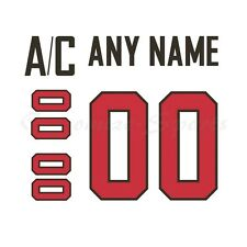 Olympic Hockey 2014 Team Canada White Jersey Customized Number Kit un-stitched