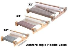 Ashford RIGID HEDDLE LOOM or Loom with Floor or Table Stand - You Choose!