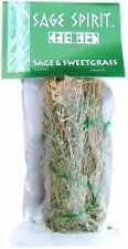 "Sage and Sweetgrass ~ 5"" Long"