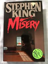 Stephen King      Misery    First Edition 1987