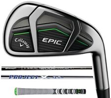 2017 Callaway Epic Single Irons - Pick Steel or Graphite with your Custom Specs