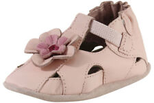 Robeez Mini Shoez Infant Girl's Pretty Pansy Sandals Shoes