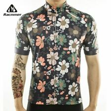 FLORAL FLOWER Cycling Bicycle Bike Jersey Ropa Ciclismo MTB Maillot