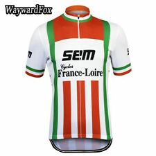 SEM FRANCE LOIURE Cycling Jersey Bike Ropa Ciclismo MTB Maillot