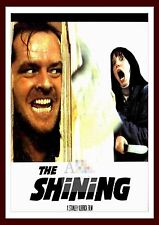 The Shining 2   Iconic & Cool Movie Poster Vintage & Classic Film