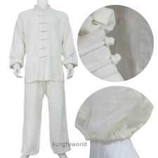 Soft Thick Cotton Kung fu Martial arst Tai Chi Suit Wing Chun Shaolin Uniforms