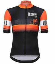 MAGLIA GELDERLAND Tour De Italy D'ITALIA Cycling Jersey short sleeve Ropa Ciclis