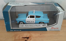 FORD ANGLIA POLICE CAR 1:32 SCALE DIECAST MODEL BRAND NEW IN BOX
