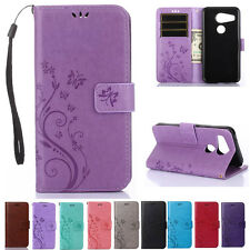 Retro Pattern PU Leather Card Slots Wallet Stand Case Cover For Google Nexus 5X