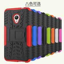 Rugged Hybrid Armor Shockproof Hard Case Stand Cover For Alcatel One Touch U5