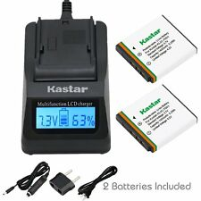 KLIC-7001 Battery & Fast Charger for Kodak EasyShare M893 IS, M1063, M1073 IS