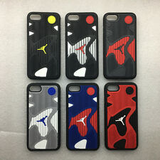 New JD Designs 3D Sports Shoe Rubber Sole Case for Apple iPhone 7 and 7 Plus