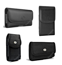 """Pouch for HTC Desire 530 (5"""") phone with a protective case on it"""